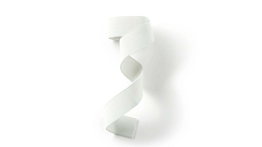 Prym Elastic Band weich 25 mm weiss
