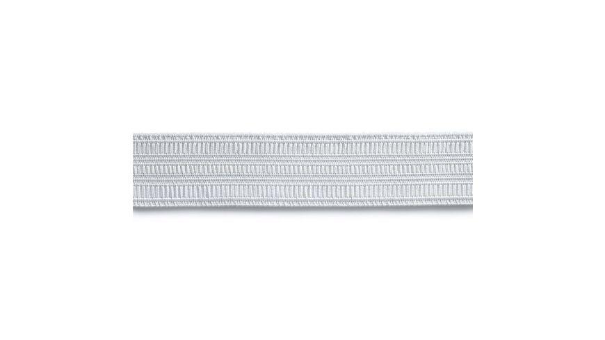 Prym Elastic Gummi 12 mm weiss
