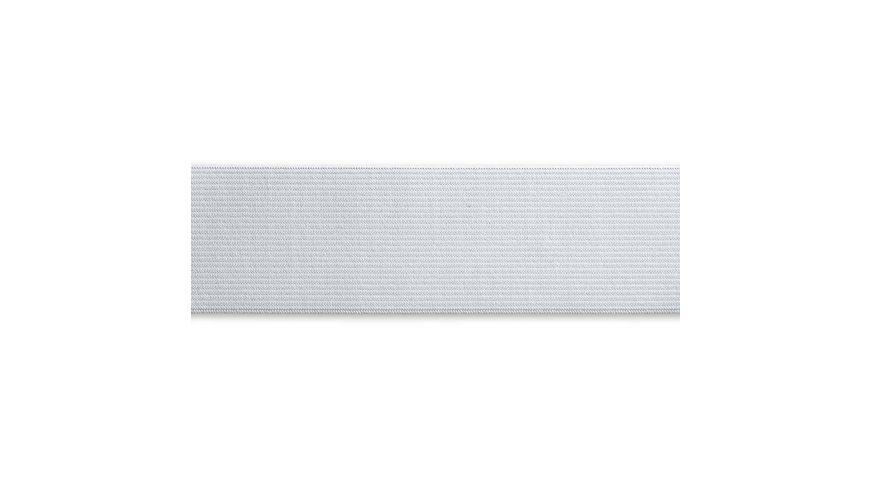 Prym Elastic Band weich 40 mm weiss