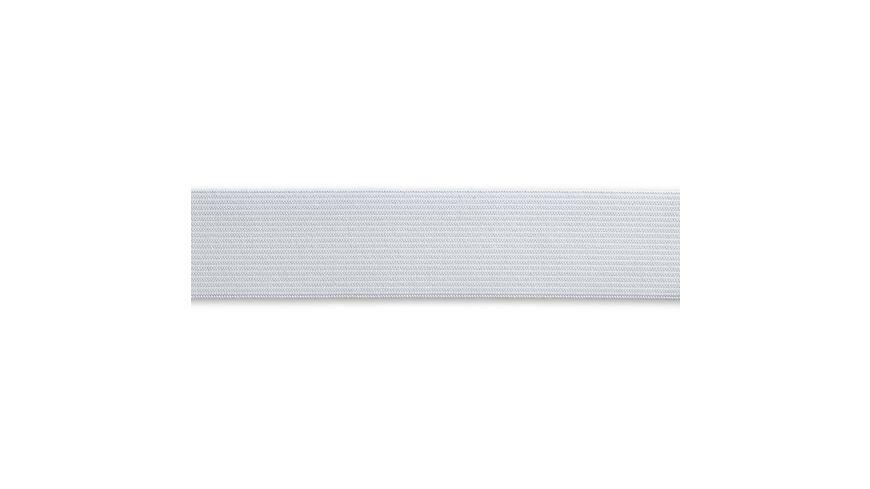 Prym Elastic Band weich 30 mm weiss