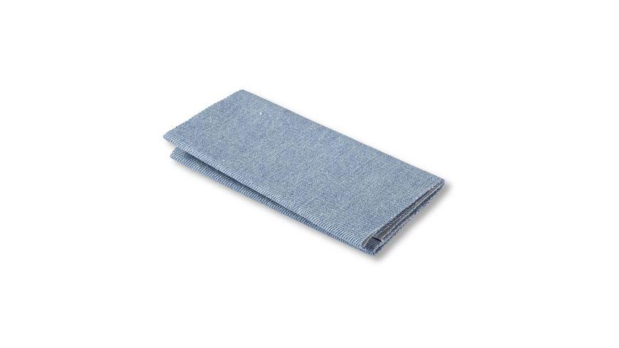 Prym Flickstoff Jeans buegeln 12 x 45 cm hellblau