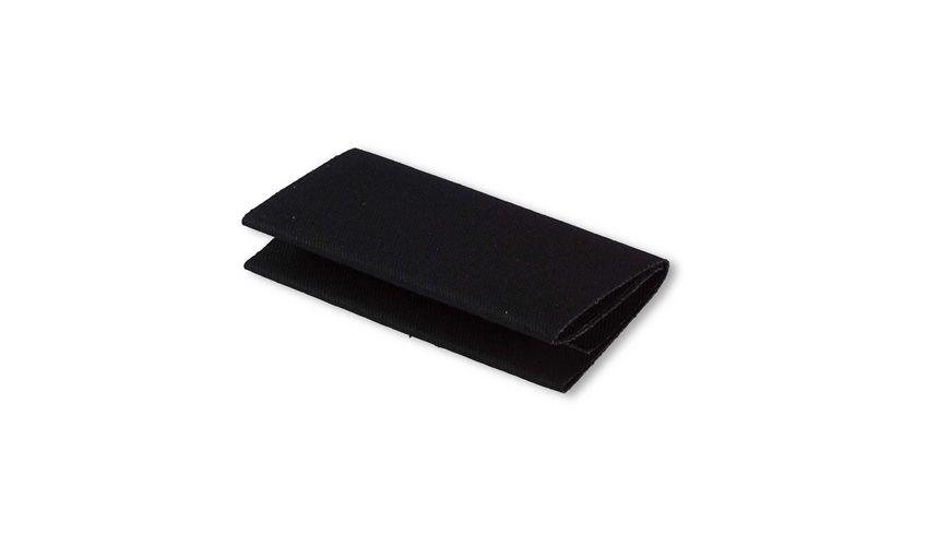 Prym Flickstoff Koeper 12 x 45 cm schwarz