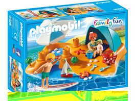 PLAYMOBIL 9425 Family Fun Familie am Strand