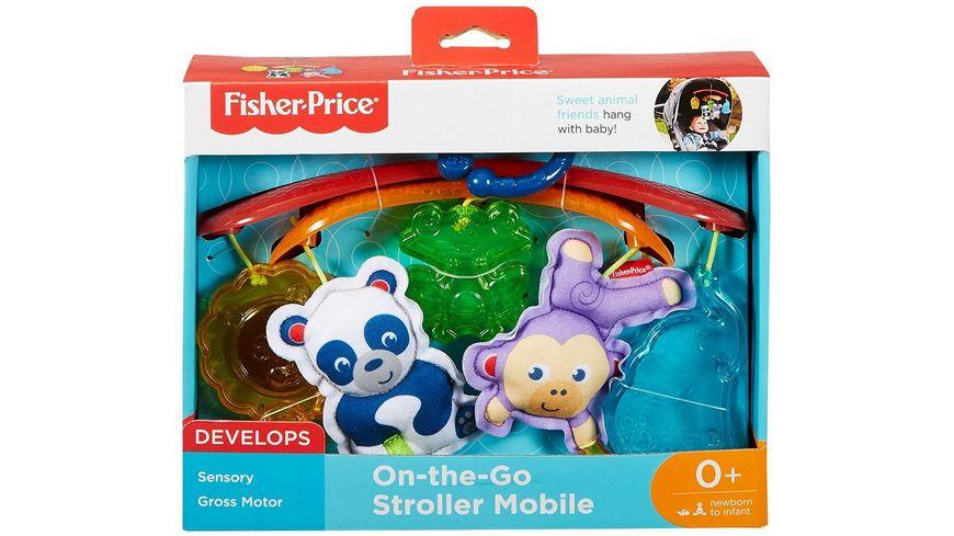 Fisher-Price Buggy Mobile Kinderwagen Zubehör