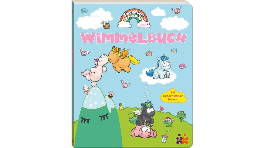 Theodor Friends Wimmelbuch