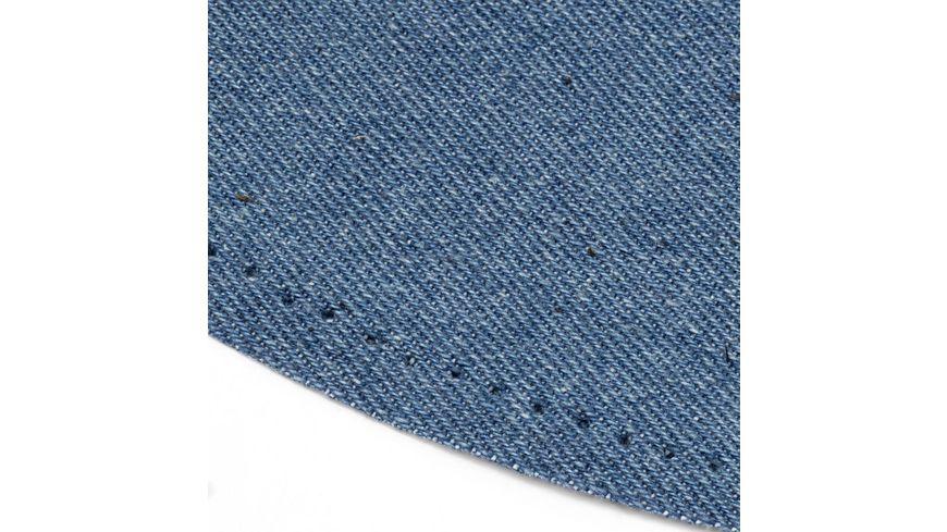 Prym Jeans Patches 10 x 14 cm mittelblau