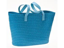 Handtasche Springtime blau