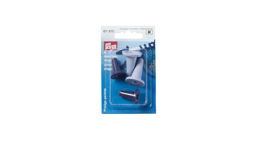 Prym Maschenstopper Kunststoff 2 00 7 00 mm