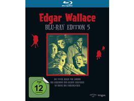 Edgar Wallace Edition 5 3 BRs