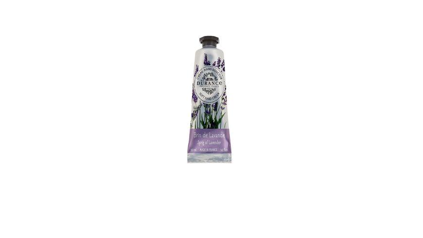 DURANCE Les Eternelles Handcreme feiner Lavendel