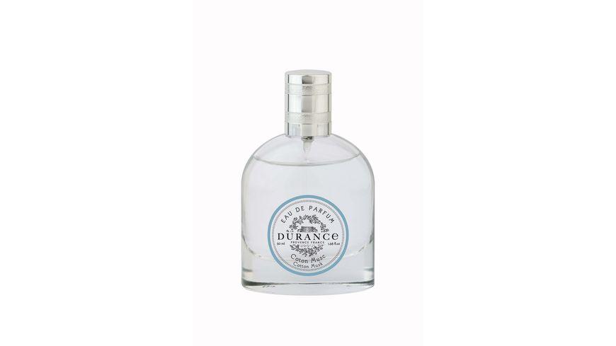 DURANCE Les Eternelles Eau de Parfum Baumwoll Moschus