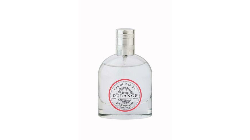 DURANCE Les Eternelles Eau de Parfum schoene Mohnblume