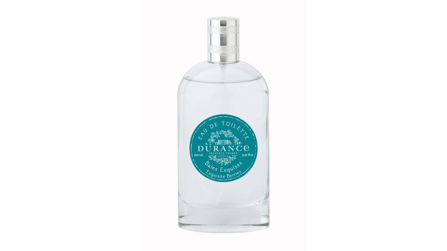 DURANCE Les Eternelles Eau de Parfum erlesene Beeren