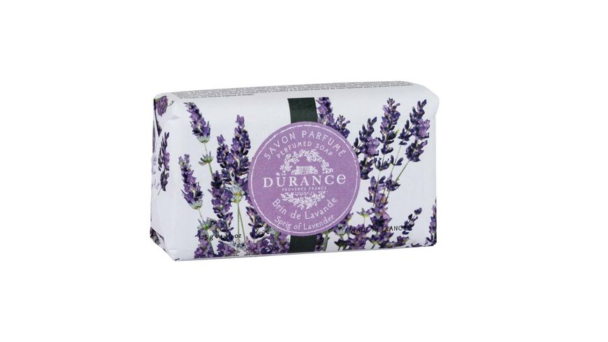 DURANCE Les Eternelles Seife feiner Lavendel