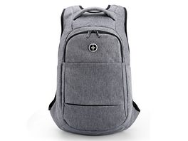 Swissdigital OPTICAL Rucksack hellgrau