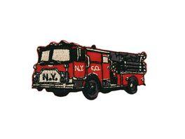 Mono Quick Buegelmotiv Feuerwehrauto klein