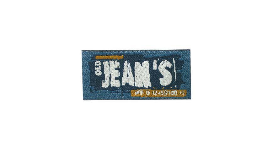 Mono Quick Buegelmotiv Old Jeans