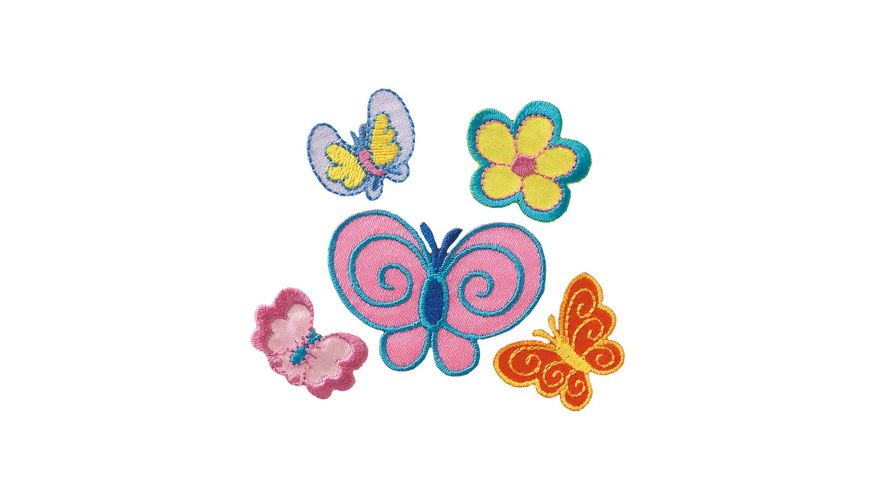 Mono Quick Buegelmotiv Schmetterlinge