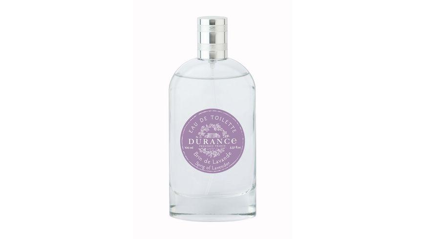 DURANCE Les Eternelles Eau de Toilette feiner Lavendel