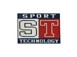Mono Quick Buegelmotiv Sport Technology