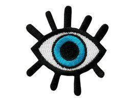Mono Quick Buegelmotiv Auge