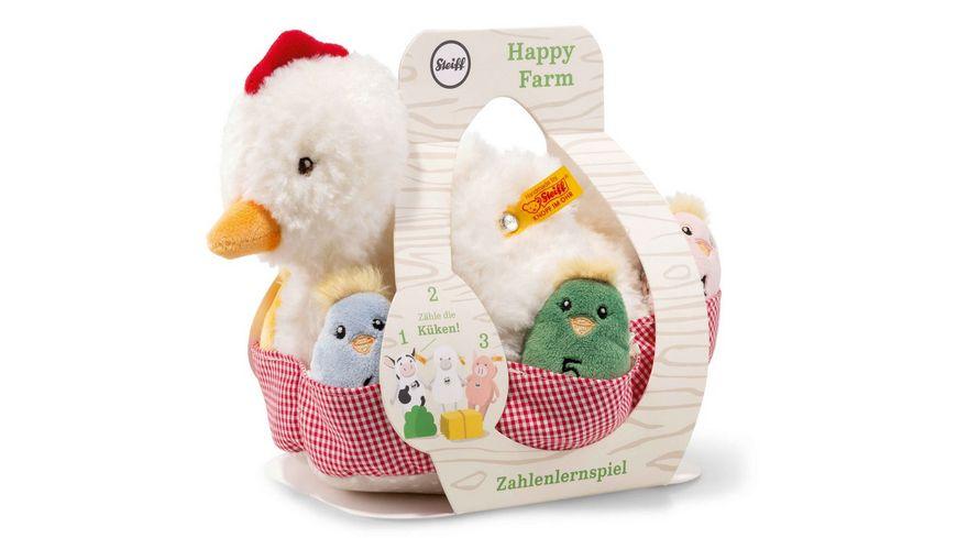 Steiff Happy Farm Zahlenlernspiel