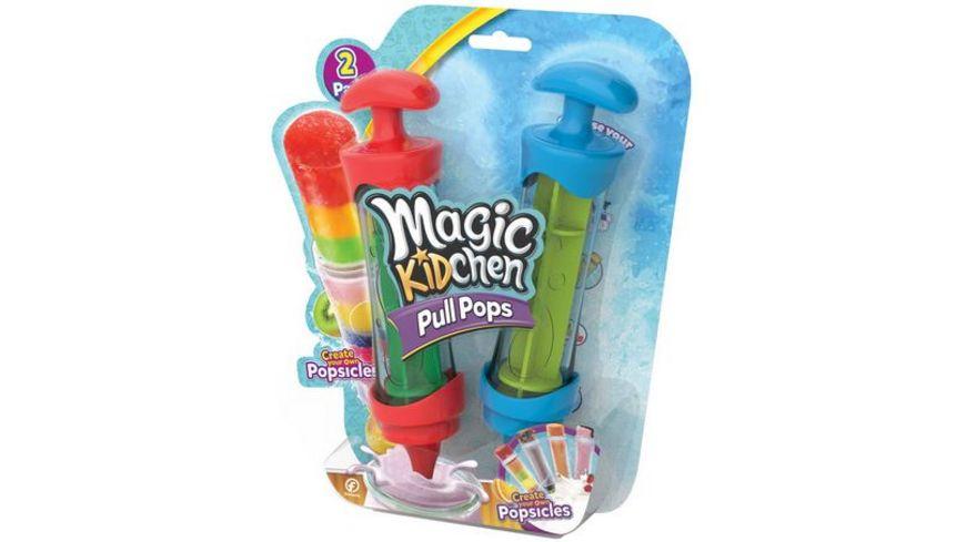 MagicKiDchen Pull Pops Eismacher 2er Pack sortiert