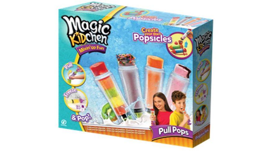MagicKiDchen Pull Pops Eismacher Deluxe Set