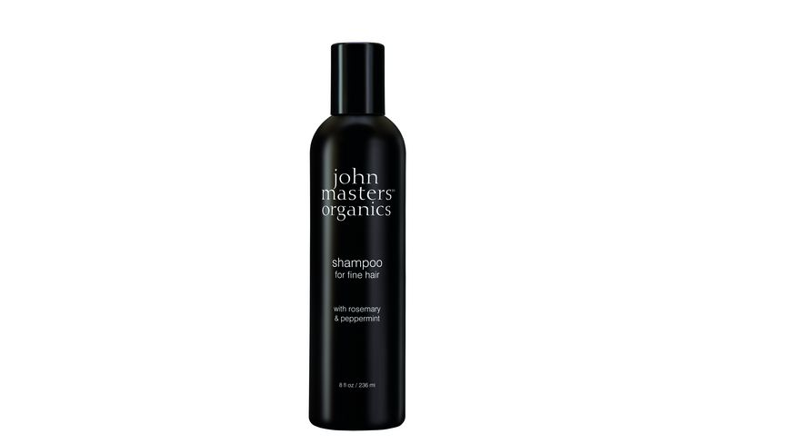 john masters organics Shampoo for Fine Hair with Rosemary Peppermint