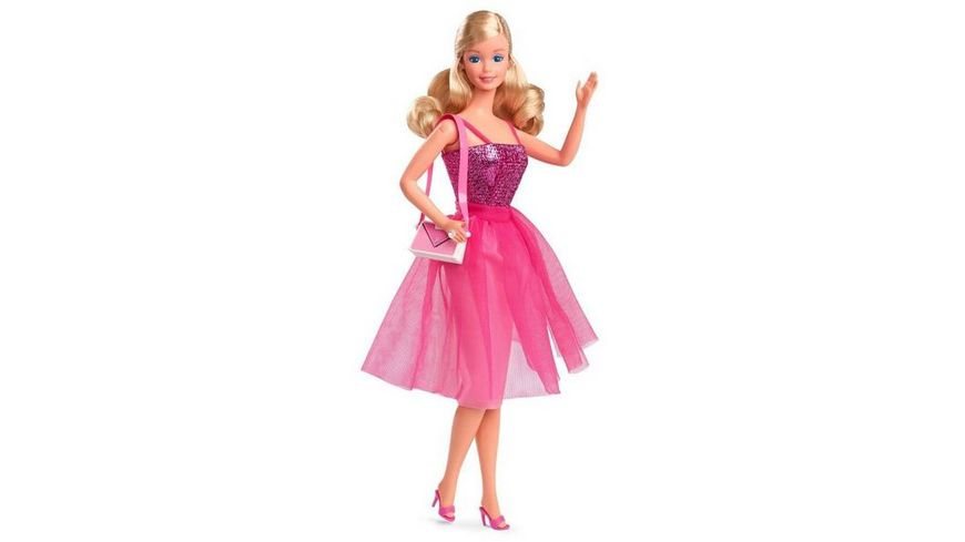 Mattel Barbie Signature Day to Night Puppe