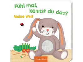 Buch Ars edition Fuehl mal kennst du das Meine Welt