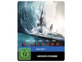 Geostorm Steelbook Bluray