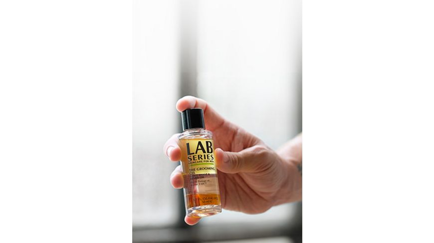 LAB SERIES The Grooming Oil