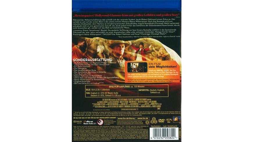 Wasser fuer die Elefanten DVD