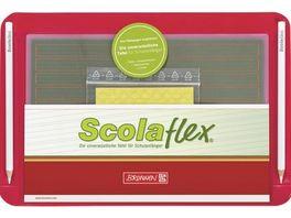 Scolaflex Schuelertafel Set