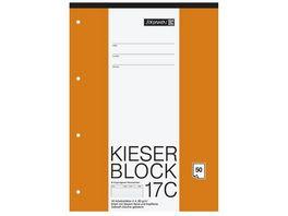 BRUNNEN KIESER Block 17C