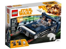 LEGO Star Wars 75209 Han Solo s Landspeeder