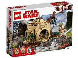 LEGO Star Wars 75208 Yodas Huette