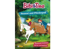 Bibi und Tina Hexerei und Pferdespass