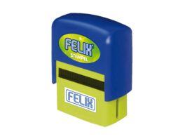 H H Namen Stempel Felix