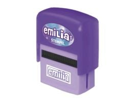 H H Namen Stempel Emilia