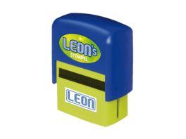 H H Namen Stempel Leon