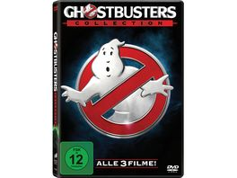 Ghostbusters DVD