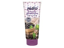 AVEO Schwarze Johannisbeere Handcreme Limited Edition