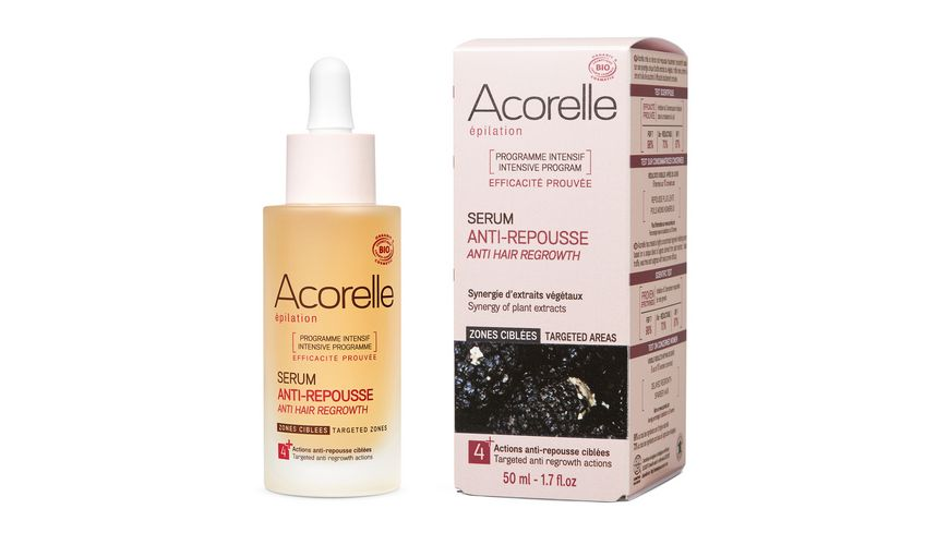 Acorelle Anti Haarwuchs Serum