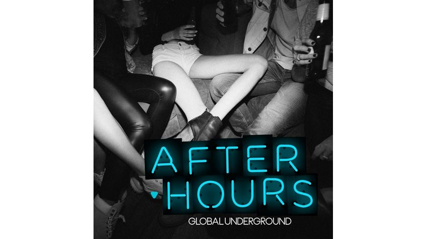 Global Underground Afterhours 8