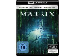 Matrix 4K Ultra HD 2D Blu ray remastered Bonus Blu ray