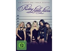 Pretty Little Liars Die komplette 7 Staffel 4 DVDs