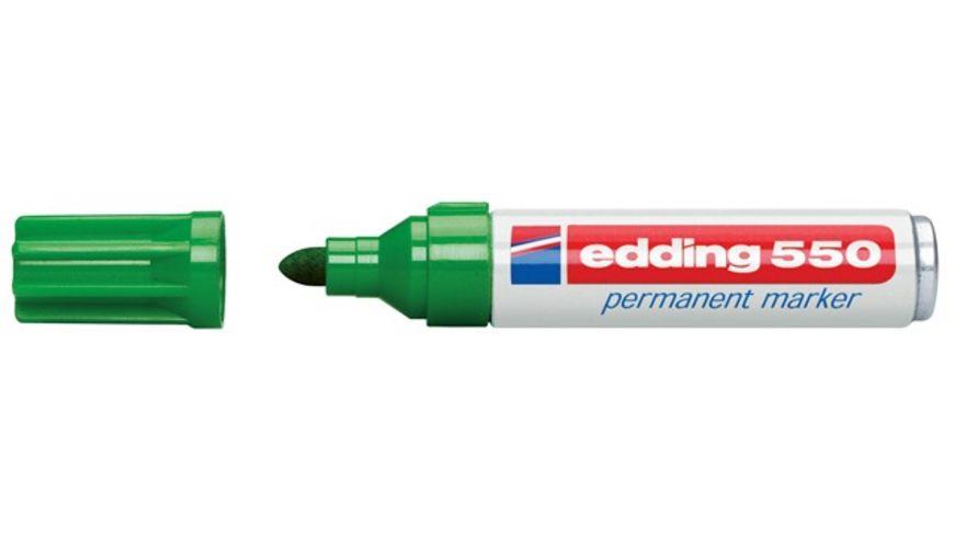 edding Marker 550 permanent