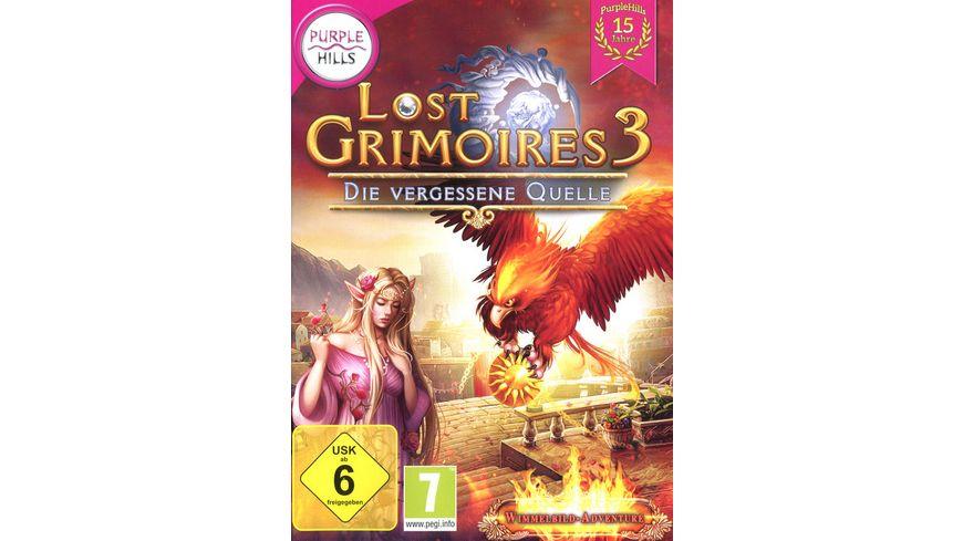 Lost Grimoires 3 Die vergessene Quelle